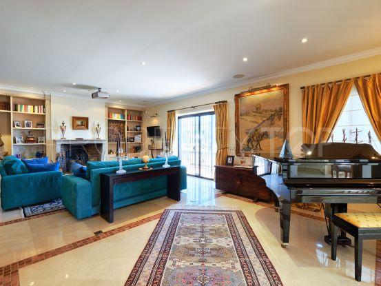 For sale villa in Marbella Golden Mile with 12 bedrooms | Amrein Fischer