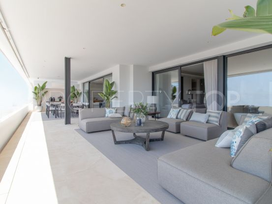 Marbella Golden Mile 3 bedrooms apartment | Amrein Fischer