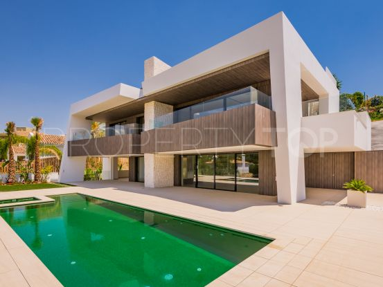 For sale villa in Nueva Andalucia, Marbella | Amrein Fischer