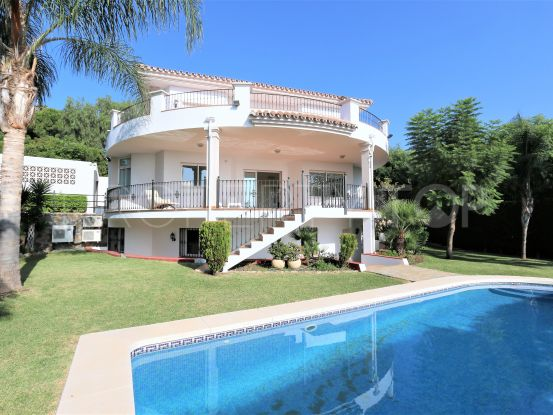 Villa with 5 bedrooms in La Quinta, Benahavis   Terra Realty