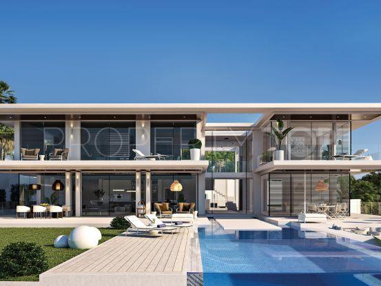Villa with 4 bedrooms for sale in El Paraiso, Estepona | Terra Realty