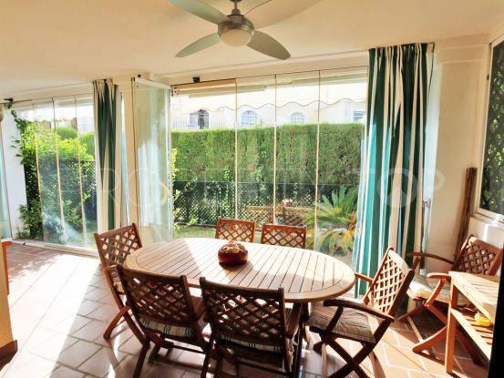 Ground floor apartment for sale in Aloha Gardens, Nueva Andalucia | Terra Realty