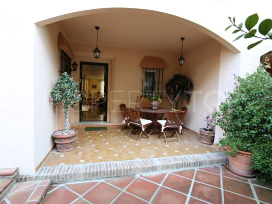 For sale Guadalmina Alta 3 bedrooms town house | Terra Realty