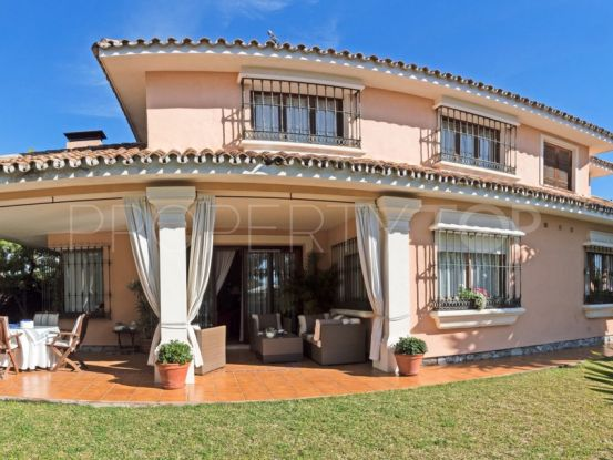 For sale 6 bedrooms chalet in La Merced, Marbella | Escanda Properties