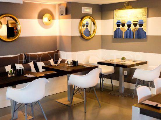 Marbella Centro restaurant | Escanda Properties