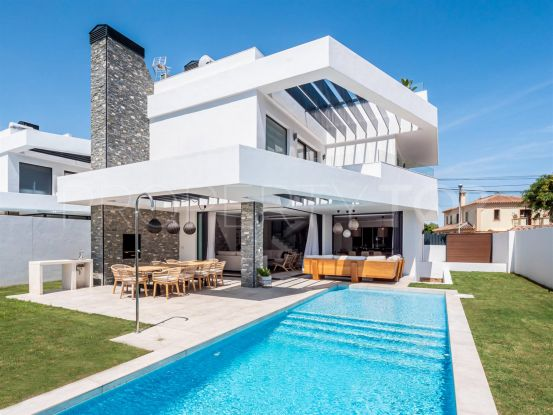 Casa de 4 dormitorios en San Pedro Playa, San Pedro de Alcantara | Escanda Properties