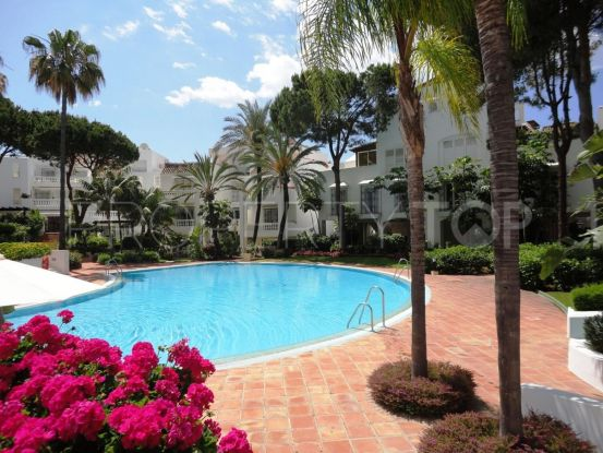 Ground floor apartment for sale in White Pearl Beach, Marbella East | Escanda Properties