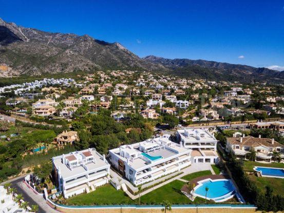 4 bedrooms ground floor duplex in Sierra Blanca   Escanda Properties