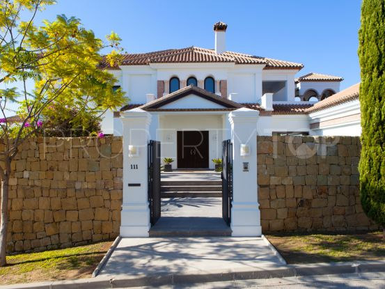 Villa with 5 bedrooms for sale in Los Flamingos Golf, Benahavis   Prime Property Marbella
