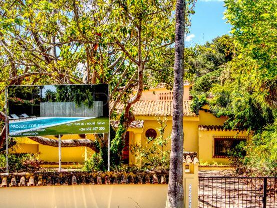 For sale plot in Sotogrande Costa | Consuelo Silva Real Estate