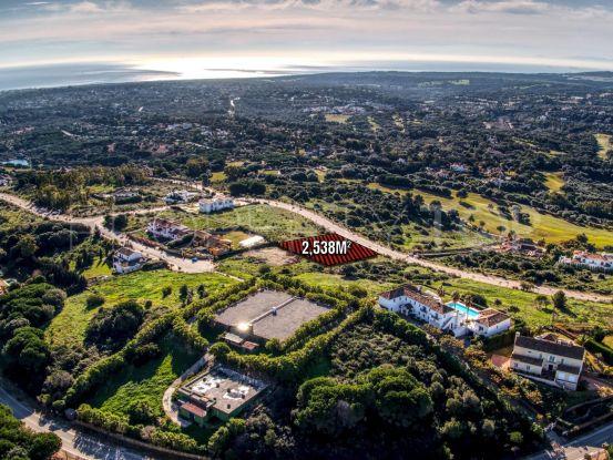 For sale plot in La Reserva, Sotogrande | Consuelo Silva Real Estate