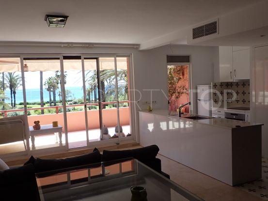 For sale apartment in Apartamentos Playa, Sotogrande | Consuelo Silva Real Estate