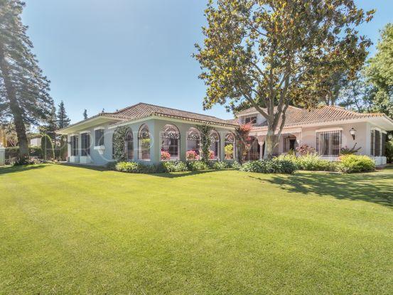 8 bedrooms villa in Sotogrande Costa for sale | Consuelo Silva Real Estate