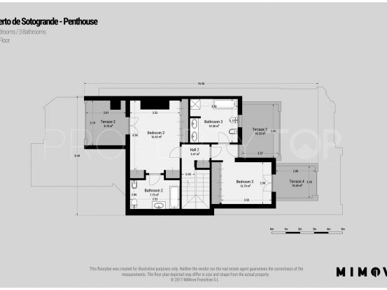 Duplex Penthouses For Sale In Ribera Del Obispo Propertytop