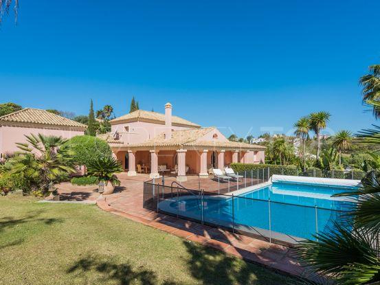Villa for sale in Sotogrande Alto | Consuelo Silva Real Estate