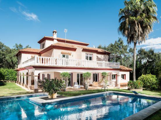 Sotogrande Alto 7 bedrooms villa for sale | Consuelo Silva Real Estate