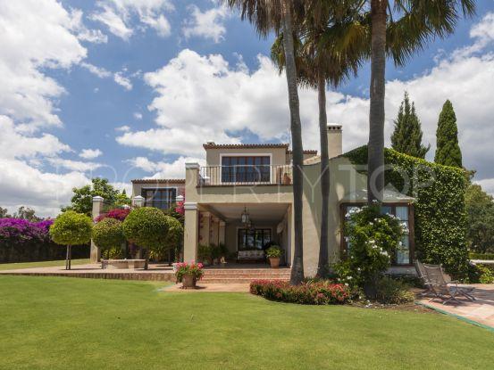 For sale villa in Sotogrande Alto with 5 bedrooms | Consuelo Silva Real Estate