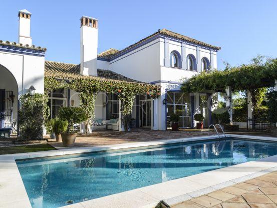 6 bedrooms villa in Sotogrande Costa | Consuelo Silva Real Estate