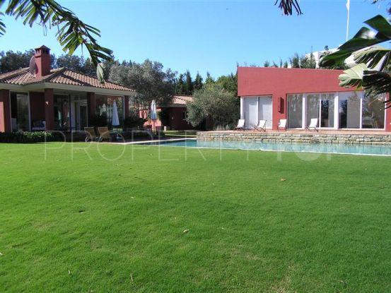 For sale 4 bedrooms villa in Sotogrande Costa | Consuelo Silva Real Estate