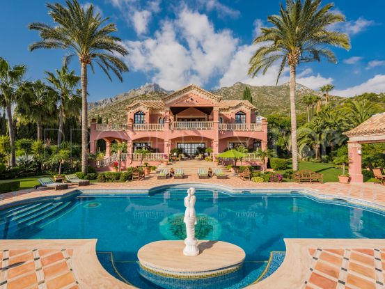 6 bedrooms villa in Sierra Blanca | Callum Swan Realty