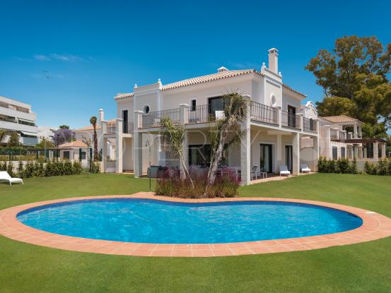 For sale Guadalmina Baja villa with 5 bedrooms | Callum Swan Realty