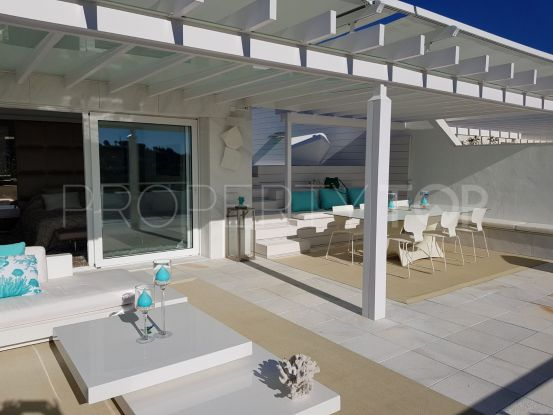 Duplex penthouse for sale in Los Granados Golf with 4 bedrooms | Callum Swan Realty