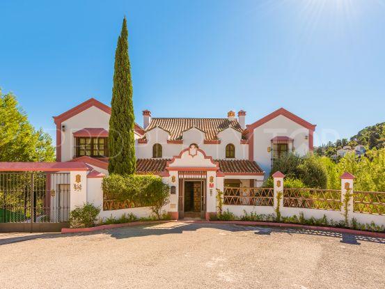 For sale El Madroñal 5 bedrooms villa | Callum Swan Realty