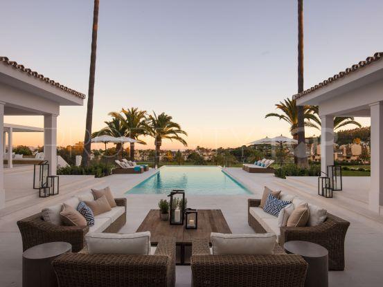 6 bedrooms La Cerquilla villa | Callum Swan Realty