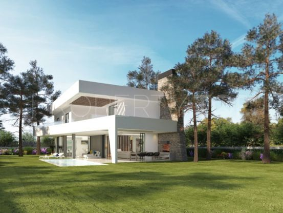 Villa with 4 bedrooms for sale in Bel Air, Estepona   Benimar Real Estate