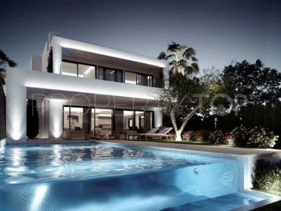6 bedrooms villa for sale in Marbella Golden Mile | Benimar Real Estate