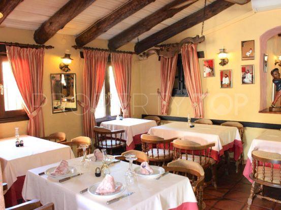 Buy restaurant in El Paraiso Barronal | Benimar Real Estate