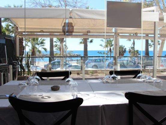 For sale Marbella Centro restaurant | Benimar Real Estate