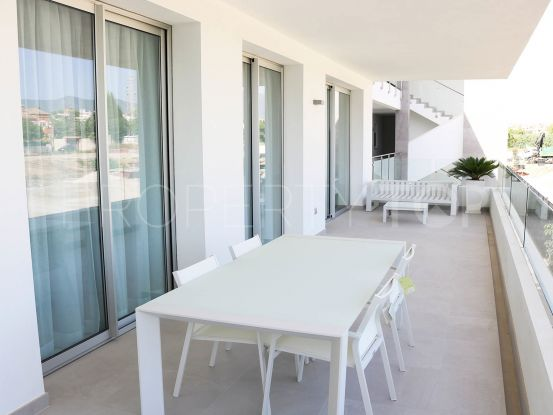 For sale apartment with 3 bedrooms in New Golden Mile | Benimar Real Estate