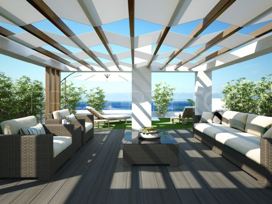 Semi detached villa with 4 bedrooms for sale in Cabopino, Marbella East | Benimar Real Estate