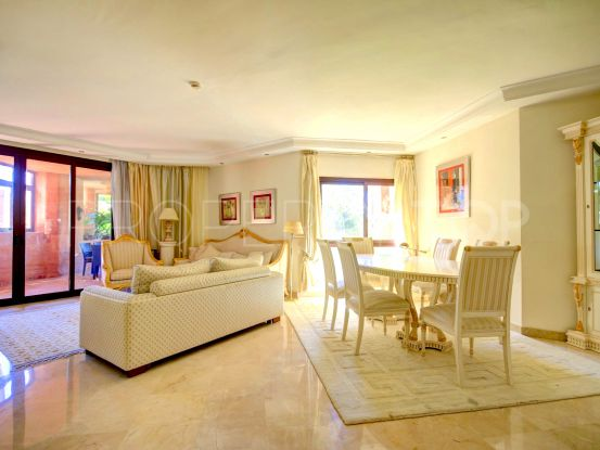 Kempinski 2 bedrooms ground floor apartment | Benimar Real Estate