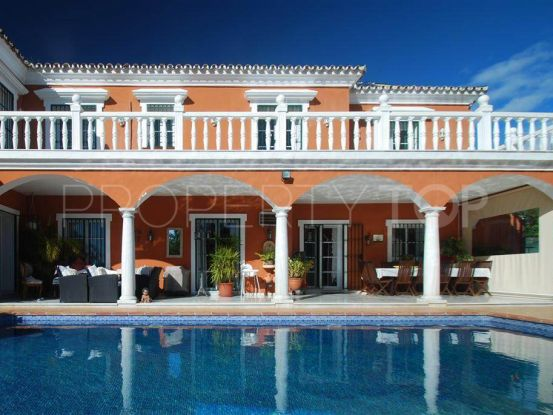 4 bedrooms villa in Guadalmina Alta for sale | Benimar Real Estate