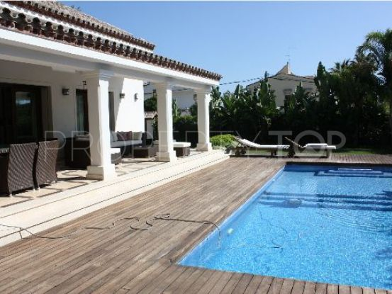 For sale Marbella Centro villa with 5 bedrooms | Benimar Real Estate