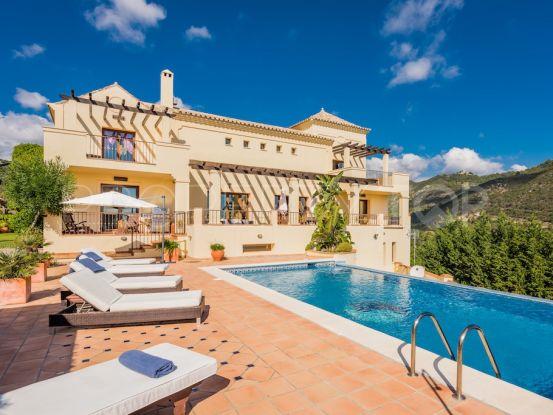 Monte Mayor, Benahavis, villa en venta   Excellent Spain