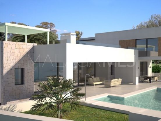 For sale villa with 4 bedrooms in La Alqueria, Benahavis | Excellent Spain