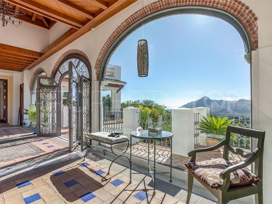For sale villa with 7 bedrooms in La Zagaleta, Benahavis | Excellent Spain