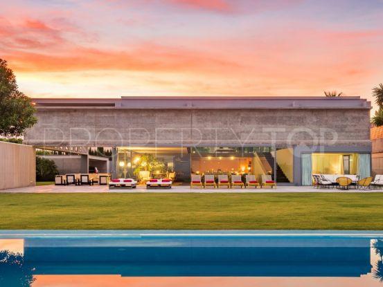 Villa with 7 bedrooms for sale in Los Flamingos Golf, Benahavis | Excellent Spain