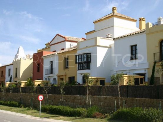 Town house for sale in Sotogrande Alto | Holmes Property Sales