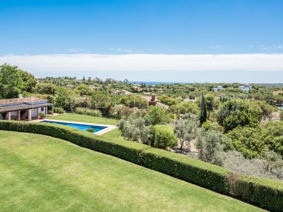 Villa for sale in Sotogrande Alto Central with 8 bedrooms | Holmes Property Sales