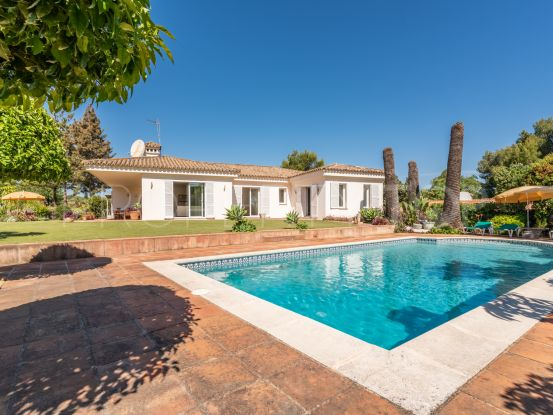 Sotogrande Costa Central 4 bedrooms villa | Holmes Property Sales