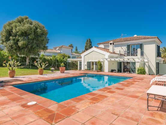 For sale Sotogrande Costa Central villa with 4 bedrooms | Holmes Property Sales