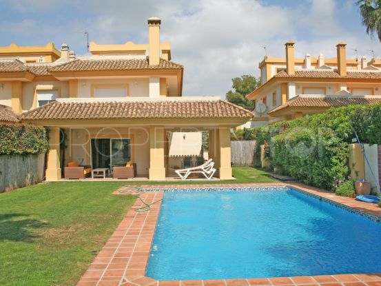 For sale semi detached house with 4 bedrooms in San Roque Golf | Holmes Property Sales