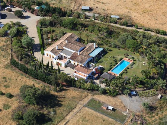 San Martin del Tesorillo 5 bedrooms finca for sale | Holmes Property Sales