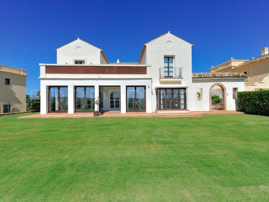 For sale villa with 4 bedrooms in Los Cortijos de la Reserva, Sotogrande | Holmes Property Sales