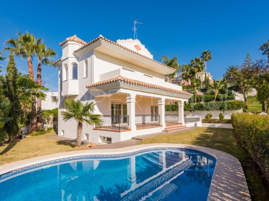For sale Guadalmina Alta villa with 4 bedrooms | SMF Real Estate