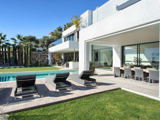 Buy villa in La Alqueria, Benahavis | SMF Real Estate